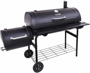 Char-Broil Deluxe Offset Smoker, 40″