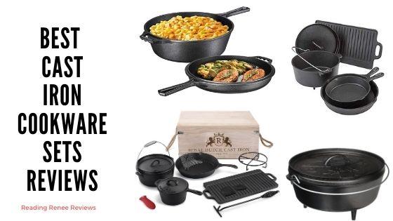 best cast iron cookware sets